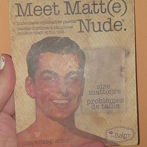 Meet Matt(e) pallet